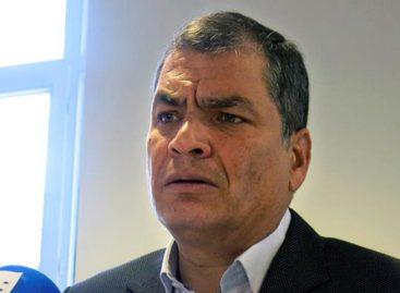 "Expresidente de Ecuador denunciado por facilitar ""delincuencia organizada"""