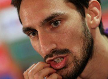Falleció el capitán de la Fiorentina Davide Astori