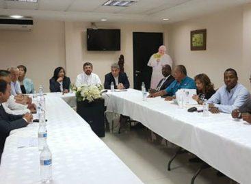 Dirigentes no tienen muchas expectativas con el diálogo en Colón
