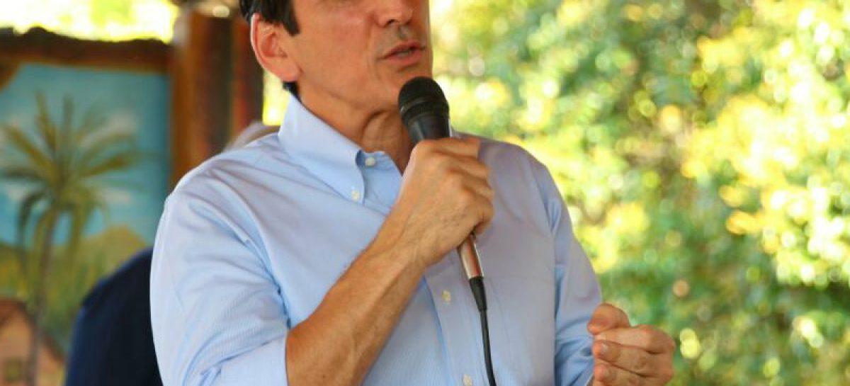 Rómulo Roux: Varela pretende pasar el último año cortando cintas de obras que CD inició