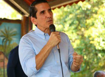 Roux pide Varela que llame a un diálogo nacional, respete la división de poderes y se dedique a gobernar