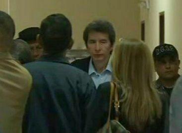 Jueza concedió libertad vigilada a Moncada Luna