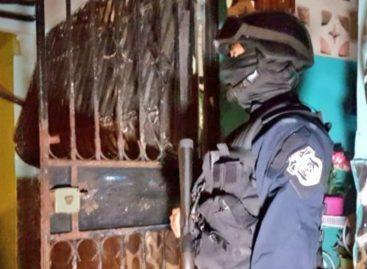 Operativo antipandillas en Los Andes registró 10 detenciones