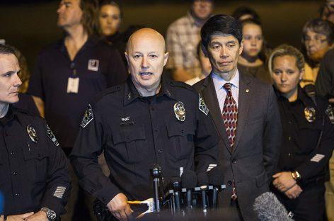 Hombre relacionado con explosiones en Texas murió en operación policial