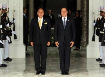 Mandatarios de Panamá y Costa Rica firmarán notas sobre puente binacional