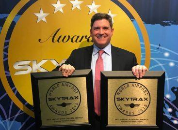 Aeropuerto Internacional de Tocumen premiado como el mejor de Centroamérica y el Caribe