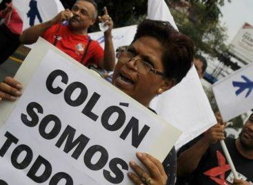 Confirman segunda huelga general en Colón este jueves