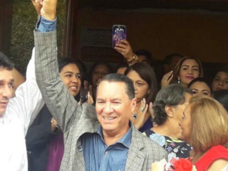 Alcalde de los Santos