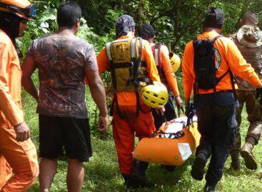 Sin identificar cuerpo hallado flotando en río en Changuinola