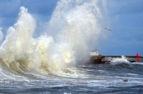 Cuidado con las mareas altas: Emiten alerta de prevención hasta el viernes 7 de junio