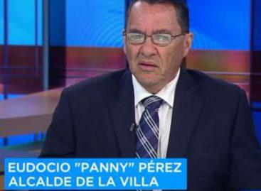 Eudocio Pérez no descarta postularse como candidato del PRD