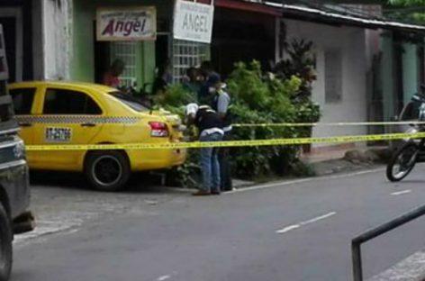 Condenado a 60 meses de prisión taxista que atropelló a policía en La Chorrera