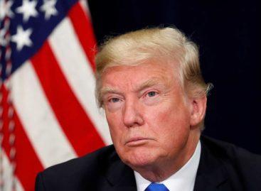 """Trump insistió en la necesidad del muro ante """"flujo"""" de drogas"""