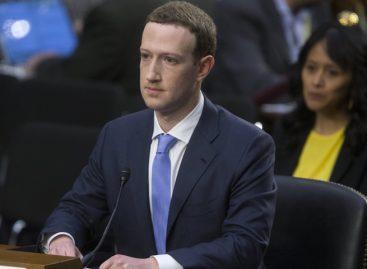 Zuckerberg asumió ante el Senado toda la culpa por filtración