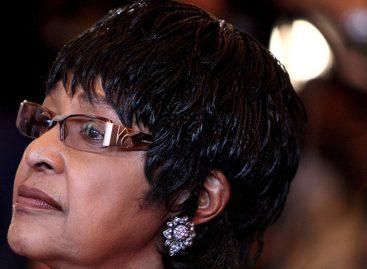 Falleció Winnie Mandela a los 81 años