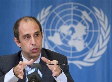 Relator ONU pidió no olvidar derechos humanos en negociaciones con Pyongyang
