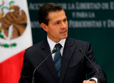 """Peña Nieto exhortó a Trump a no volcar su """"frustración"""" política en México"""