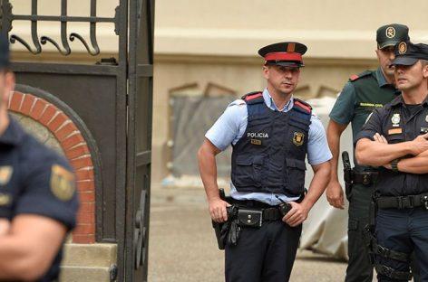 Procesan a exjefe de la Policía catalana por sedición y organización criminal