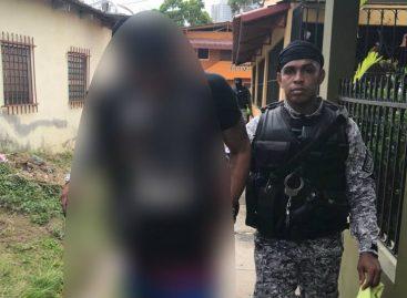 «Linces» capturaron a ladrón en parada de buses de Panamá Viejo (estaba armado)