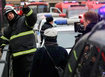 Rusia detuvo a responsables de atentado en metro de San Petersburgo