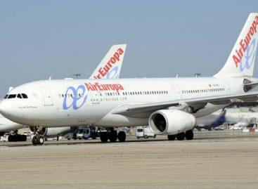 Air Europa inaugurará ruta directa a Panamá