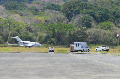 Aterrizó de emergencia en Aeropuerto de Panamá aeronave que reportó desperfectos