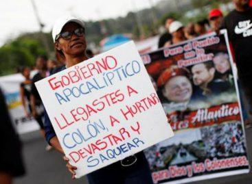 Gobierno rechaza nuevo llamado a huelga en Colón