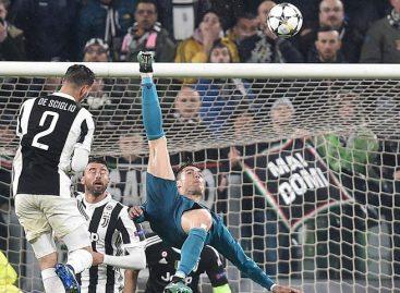 Zidane: La chilena de Cristiano fue una de las mejores de la historia