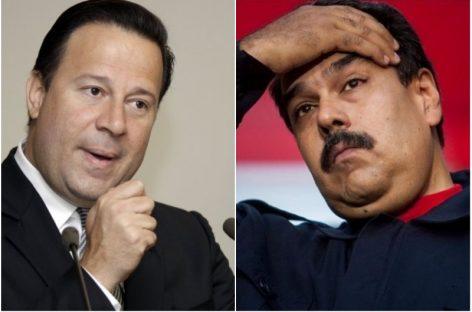 Panamá desconoce nuevo triunfo electoral de Maduro