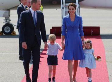 Nació el tercer hijo del Príncipe Guillermo y Kate Middleton