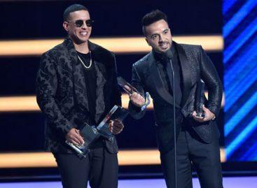 """""""Despacito"""" se coronó en los premios Billboard latinos"""
