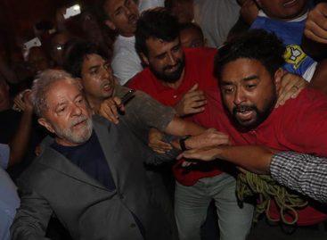Lula fue condenado por corrupción pasiva y lavado de dinero