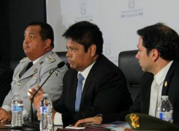 Ministro de seguridad reconoce aumento de homicidios en marzo