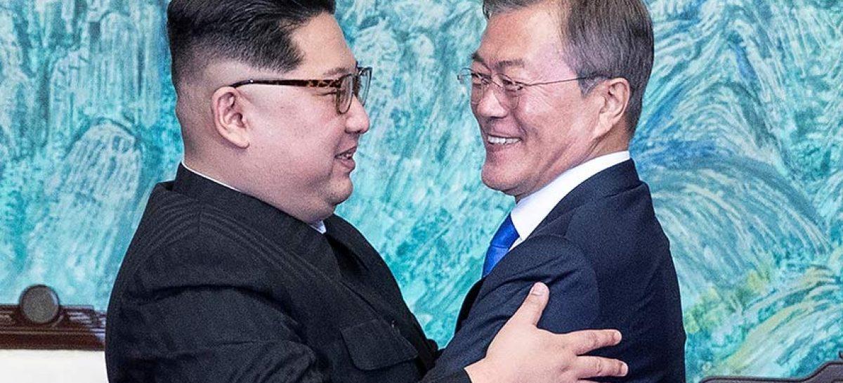 Las dos Coreas acuerdan cooperar para alcanzar una paz permanente