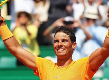Nadal venció a Nishikori y ganó Montecarlo por undécima vez
