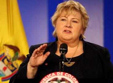 """Noruega destinará un millón de dólares a """"venezolanos vulnerables"""""""