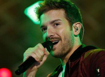 Pablo Alborán ofreció un concierto de altura en Quito
