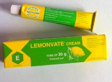 Multan a empresa que comercializaba Lemonvate Cream y decomisan el producto