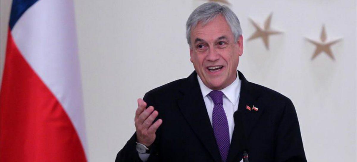 Piñera se reunirá en Cumbre de las Américas con Vizcarra, Trudeau y Pence