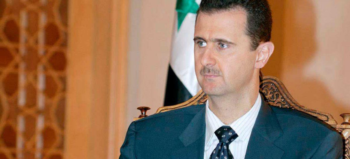 Al Asad afirmó que algunos países occidentales desestabilizan la región