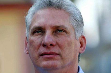 Gobierno de Varela felicita al nuevo presidente de Cuba pese a que fue electo en proceso cuestionado