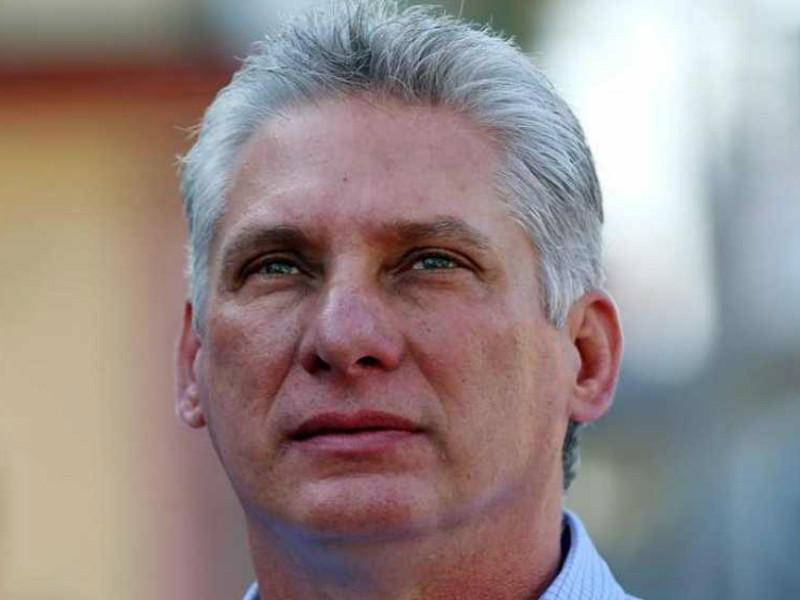nuevo presidente de Cuba