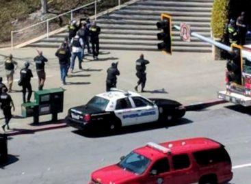 Tiroteo en la sede de YouTube en California: 4 heridos, atacante se habría suicidado