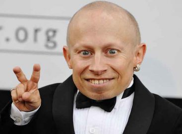 Falleció el actor estadounidense Verne Troyer