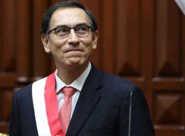 Presidente de Perú tomará juramento este lunes a su gabinete de ministros