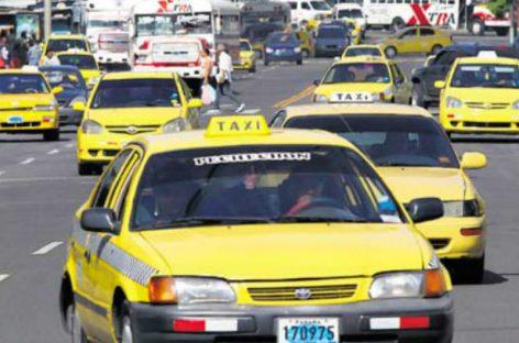 Conozca el horario en el que podrán circular los taxistas