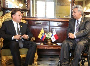Ecuador busca sumarse a Panamá y EE.UU. en lucha contra las drogas