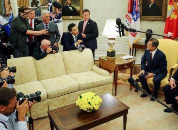 Trump: Cita con Kim podría tener lugar luego del 12 de junio