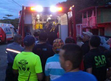 Impactante: Así se precipitó al mar una aeronave en Los Santos (VIDEO)
