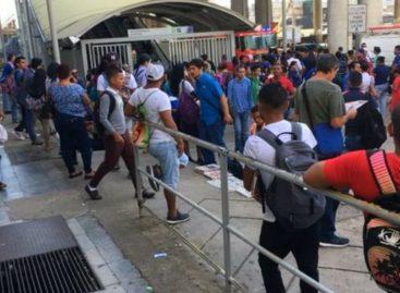 Daño eléctrico obligó desalojo de estación del Metro de San Miguelito
